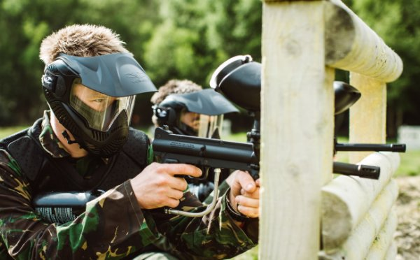 Paintball Poole