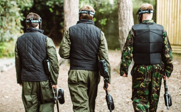 Paintball Corby