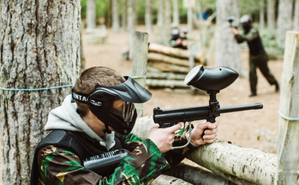 Paintball Worksop