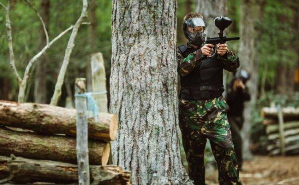 Paintball Brighouse