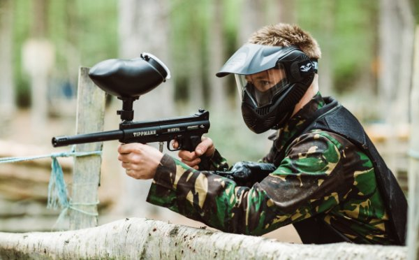 Paintball Whitstable