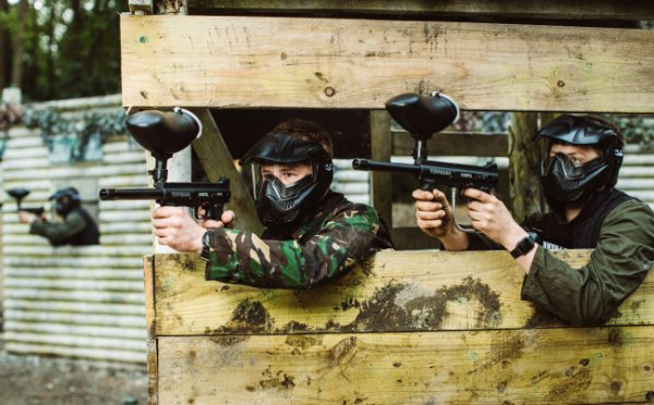 Paintball Dartford