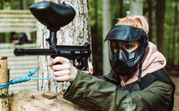 Paintball Conwy