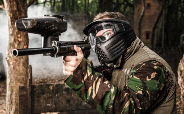 Paintball Barry