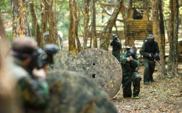 Paintball Dunstable