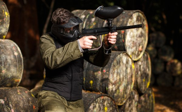 Paintball Galston