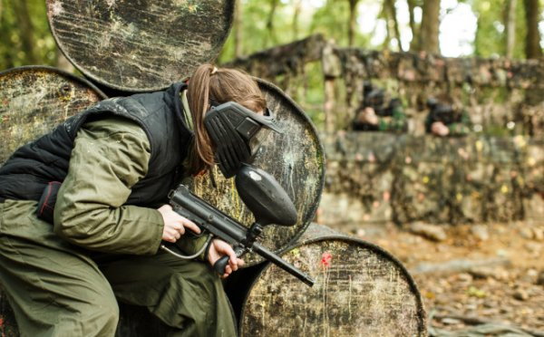 Paintball Burnley