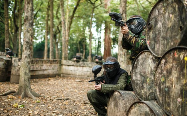 Paintball Morecambe